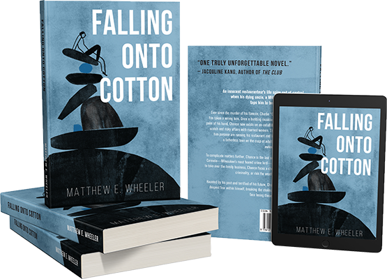 Falling Onto Cotton - Cover Reveal
